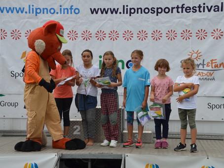 Lipensko žije sportem a kulturou. Tradiční Lipno Sport Fest láká především k aktivnímu pohybu
