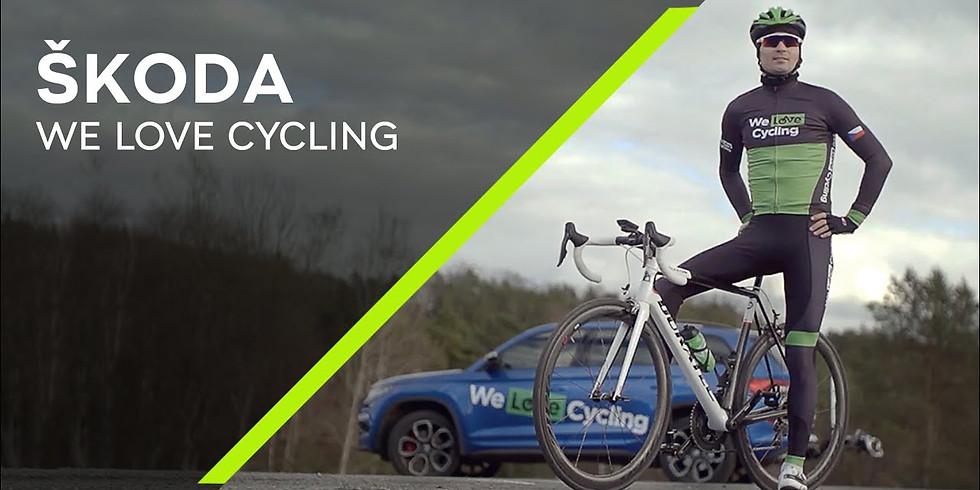 ŠKODA, WE LOVE CYCLING