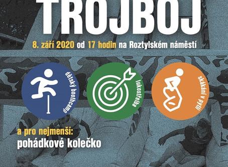 Spořilovský trojboj 2020 - fotogalerie