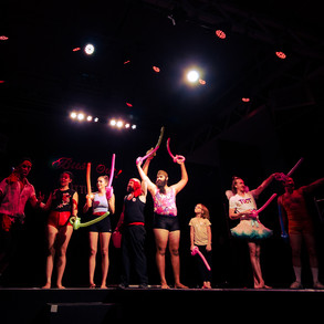 Little Bit Bust Out Cabaret 21. Photo by Yui Kuo