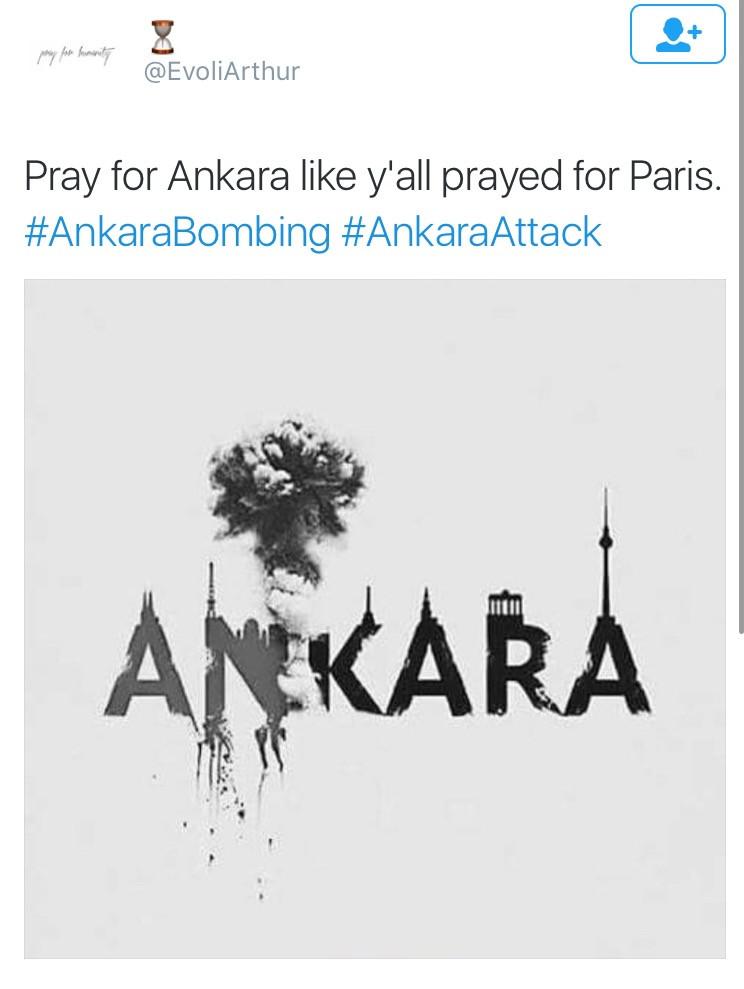 Pray for Ankara