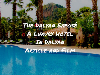 Discovering Dalyan - A Luxury Hotel