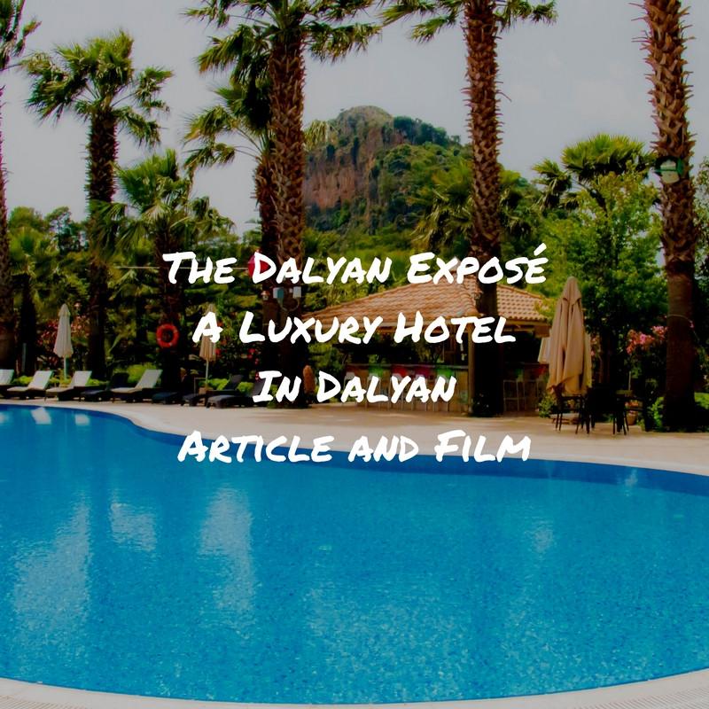 Luxury Hotel Dalyan Turkey