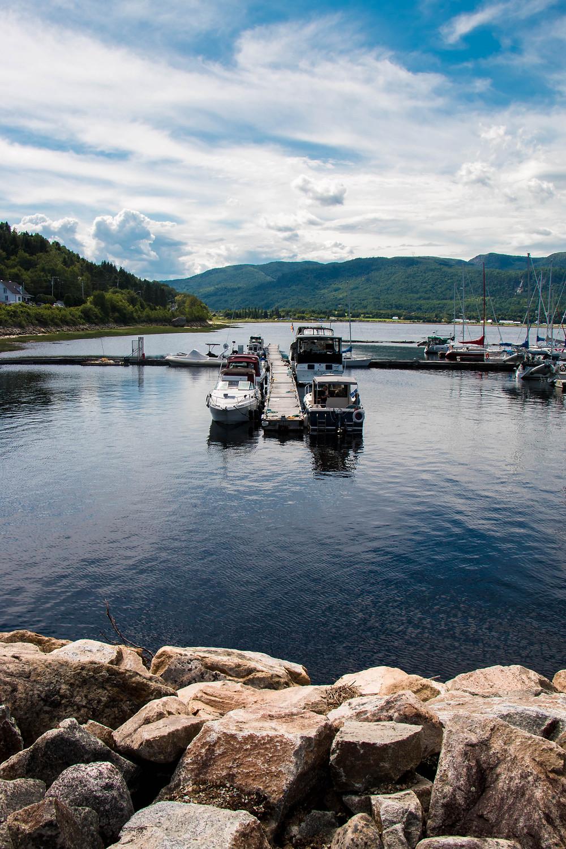 Saguenay Fjord Towns