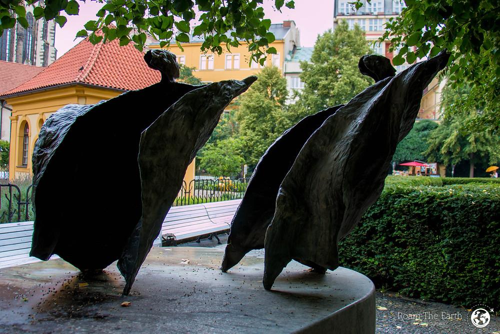 Franciscan Garden Prague