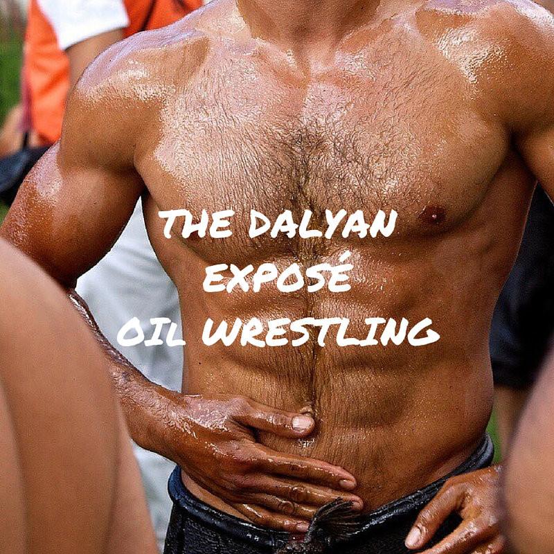 Dalyan Oil Wrestling