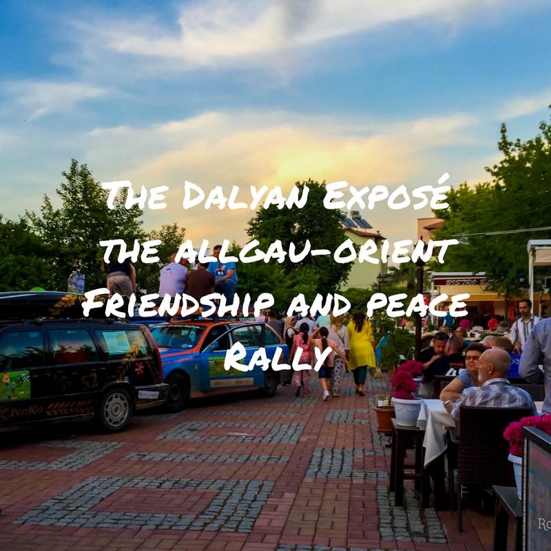 Car Rally Charity Dalyan