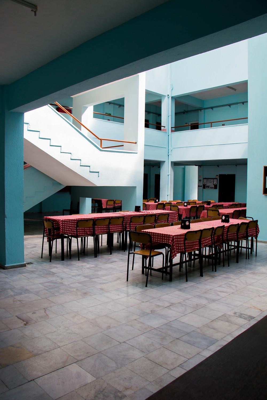 Inside Dalyan's School of Tourism