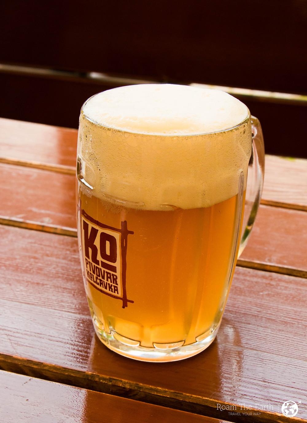 The Beer of Prague