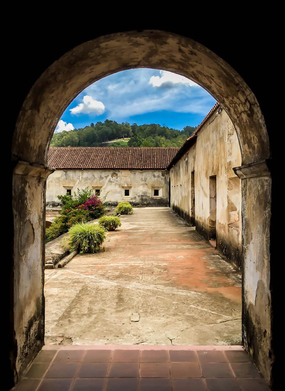 Convento de las Capuchinas, Antigua de Guatemala