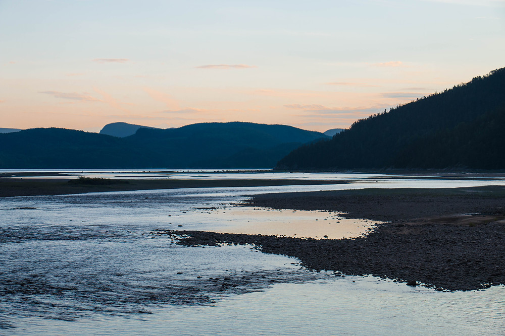 One More Sunset - Saguenay National Park
