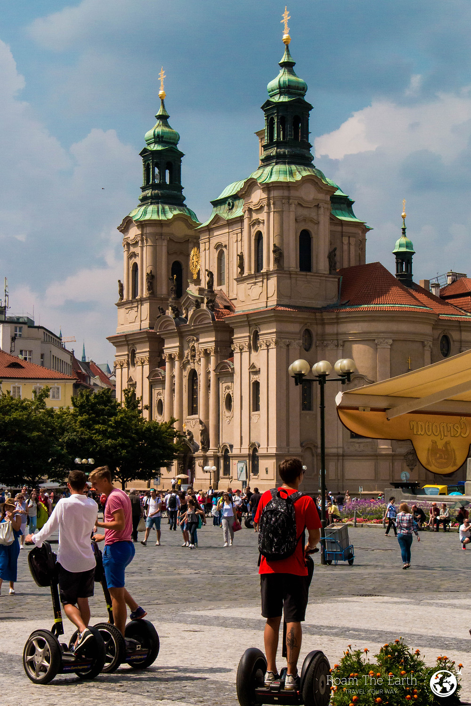Segway Tours Prague