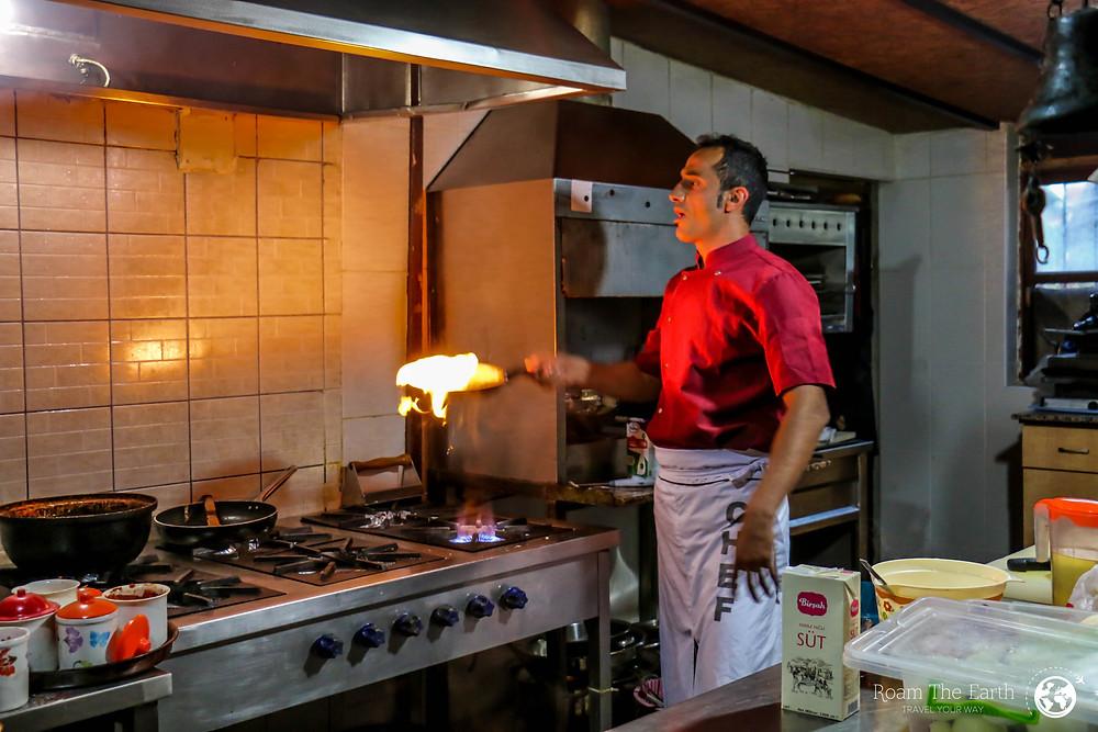 Sinan's Place Dalyan Turkish Food