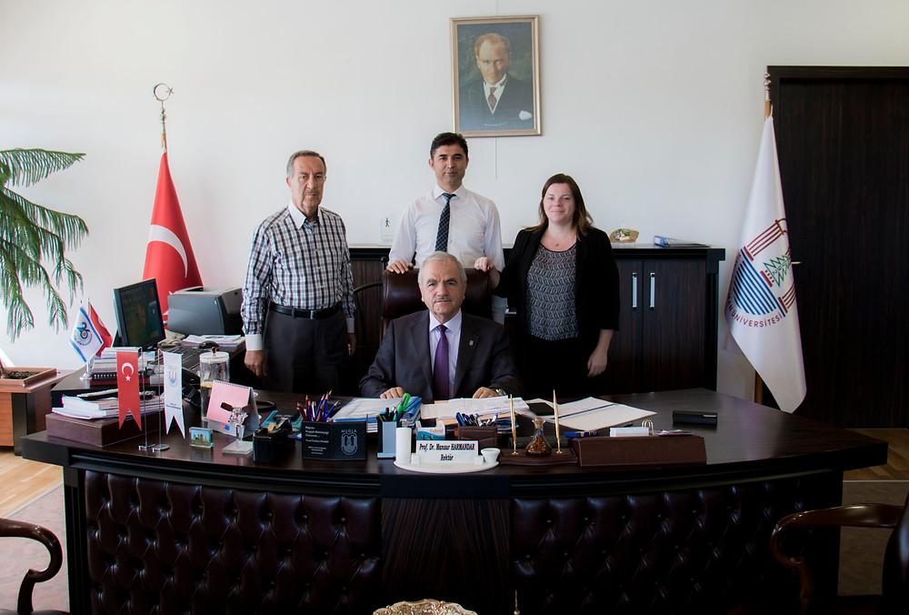 Mugla University, Turkey