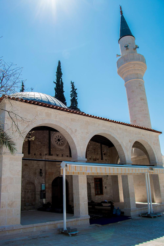 The Dalyan Mosque, Turkey