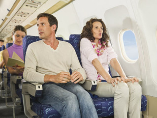 Top Travel Tips for Fear of Flying