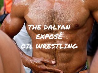 Discovering Dalyan - Oil Wrestling in Turkey