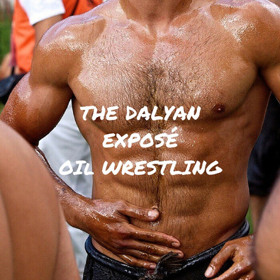 Discovering Dalyan - Oil Wrestling in Turkey