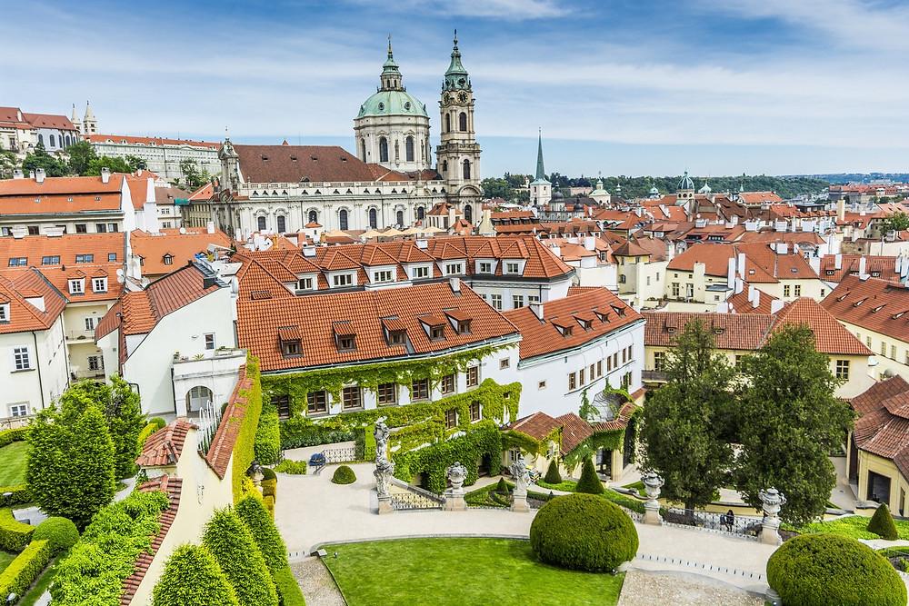 Prague Vrtba Garden