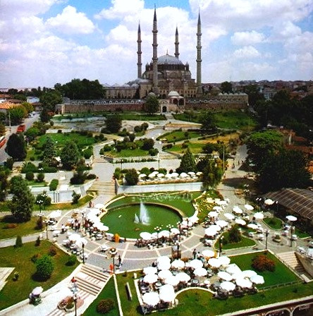 Modern Day Edirne