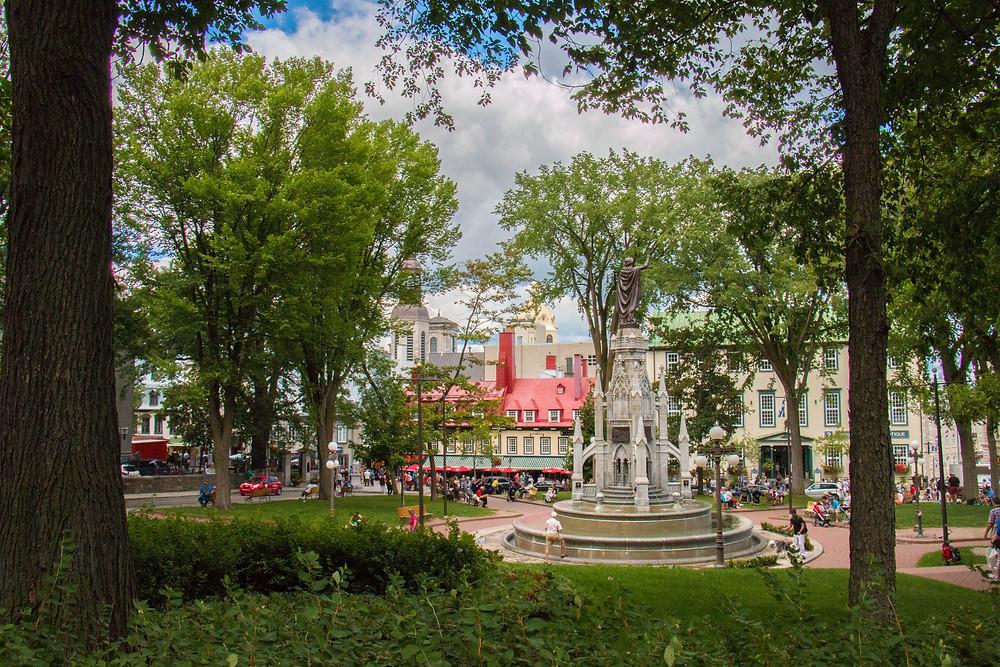 Place d'Armes, Québec City