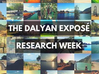 Discovering Dalyan - Research Week