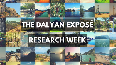 Discovering Dalyan - Research Week
