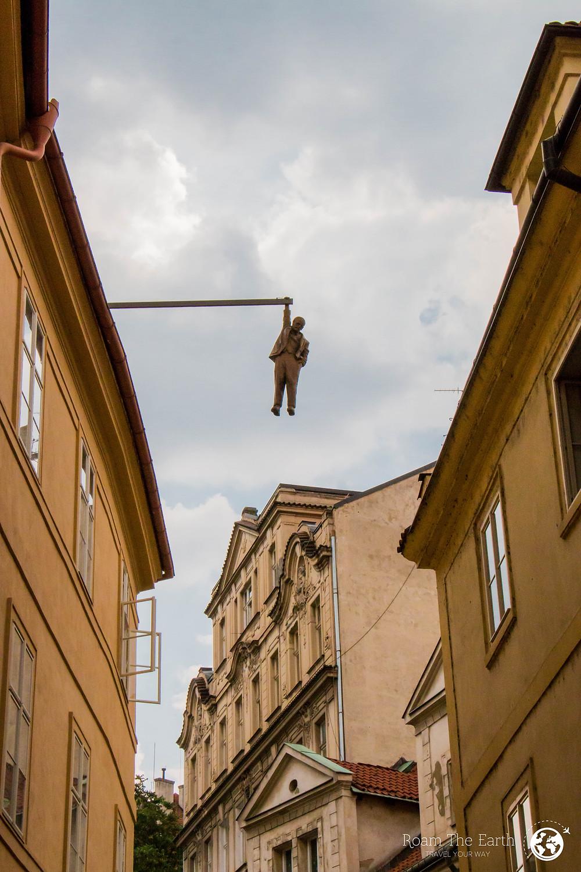 David Cerny Prague