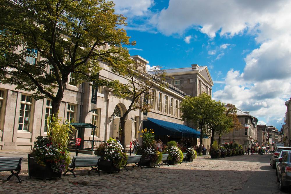Old Town Montréal
