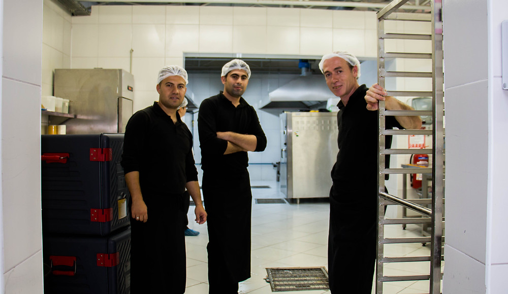 The Kitchen Team