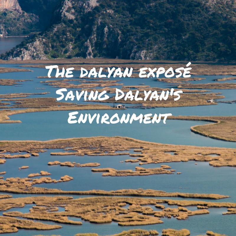 Dalyan Environment Turkey
