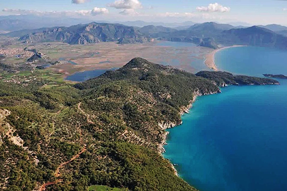 Everything to see in Dalyan
