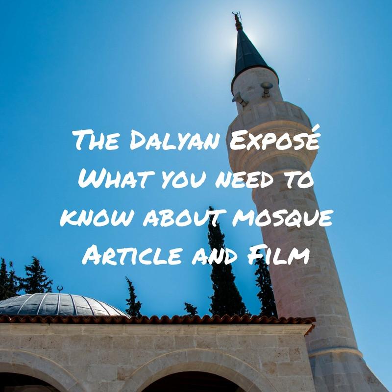 Mosque Dalyan Turkey