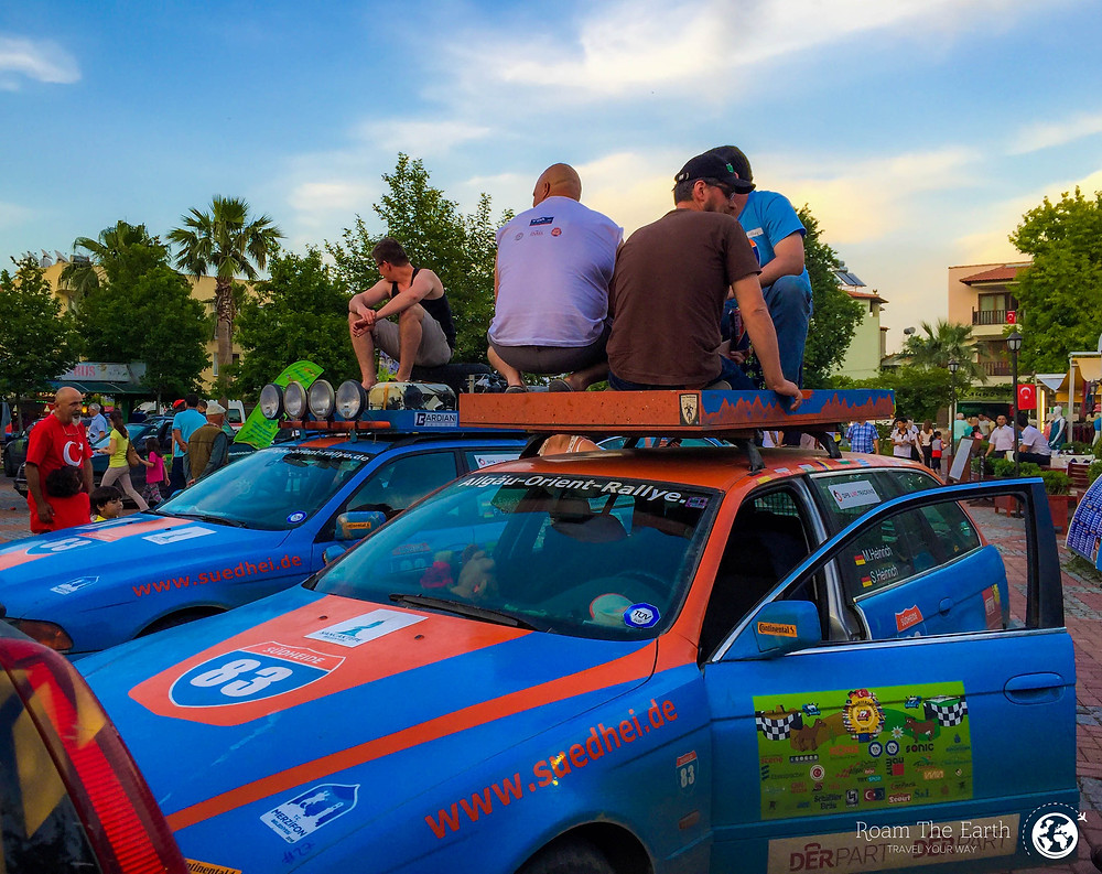 Car Rally Dalyan