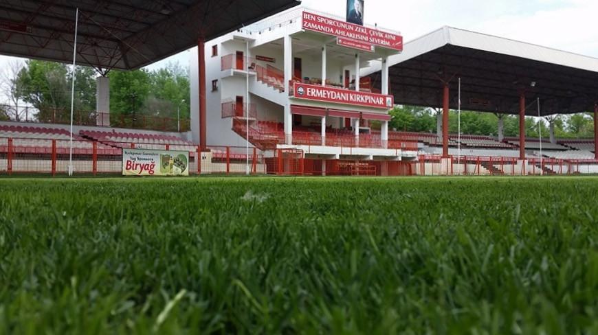 Wrestling Ground at Edirne Kirkpinar
