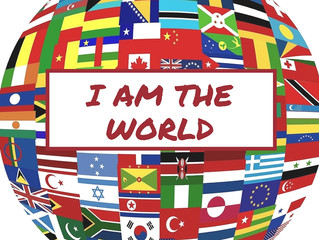 I am Paris, I am Ankara, I am the World