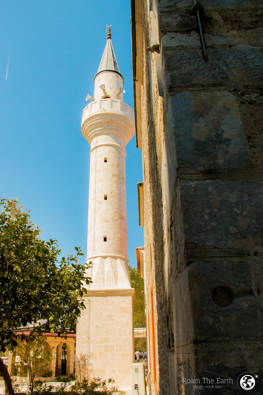 New Minaret