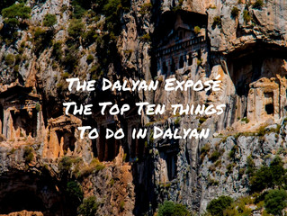 Discovering Dalyan - The Top 10 Things to Do