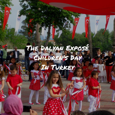 Discovering Dalyan - Children's Day in Turkey