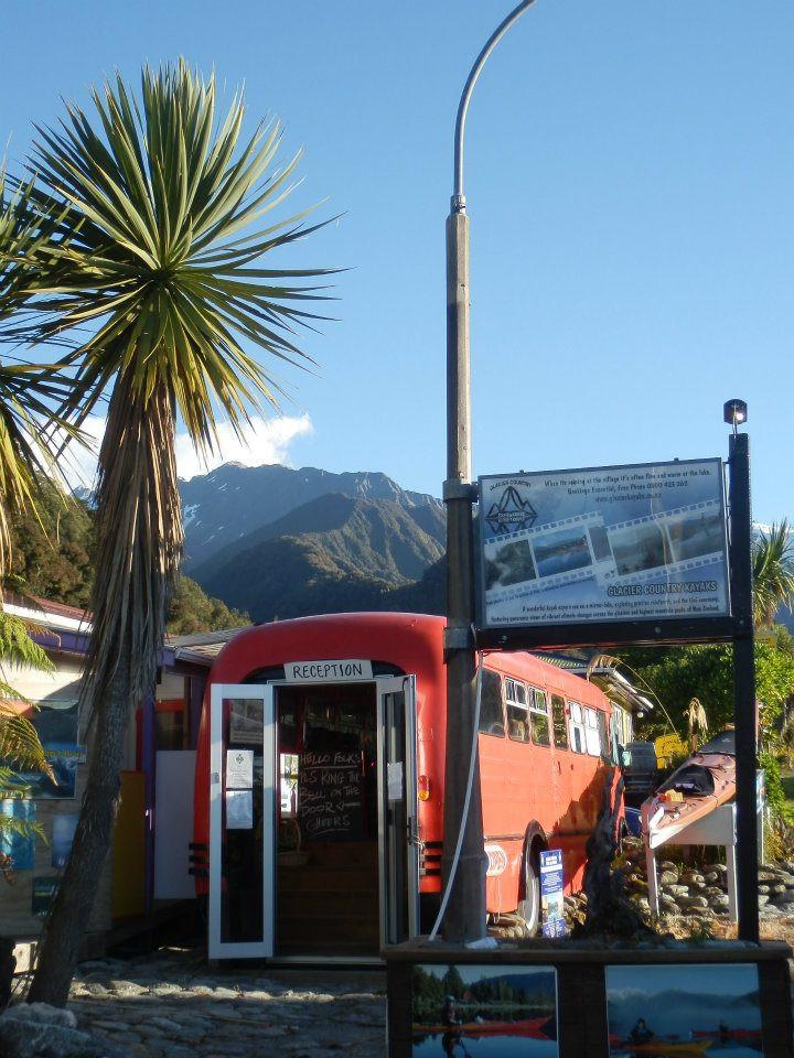 Franz Josef Town, New Zealand