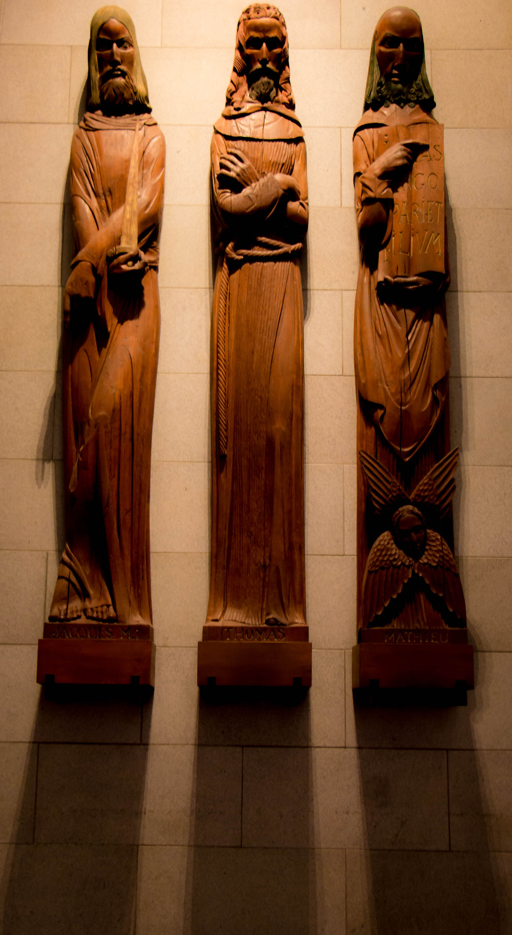 Three Apostles of Saint Joseph's Oratory