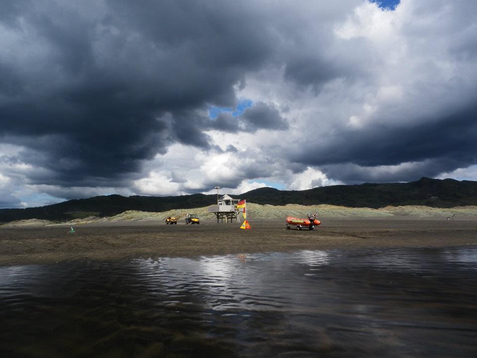 Bethel's Beach, New Zealand