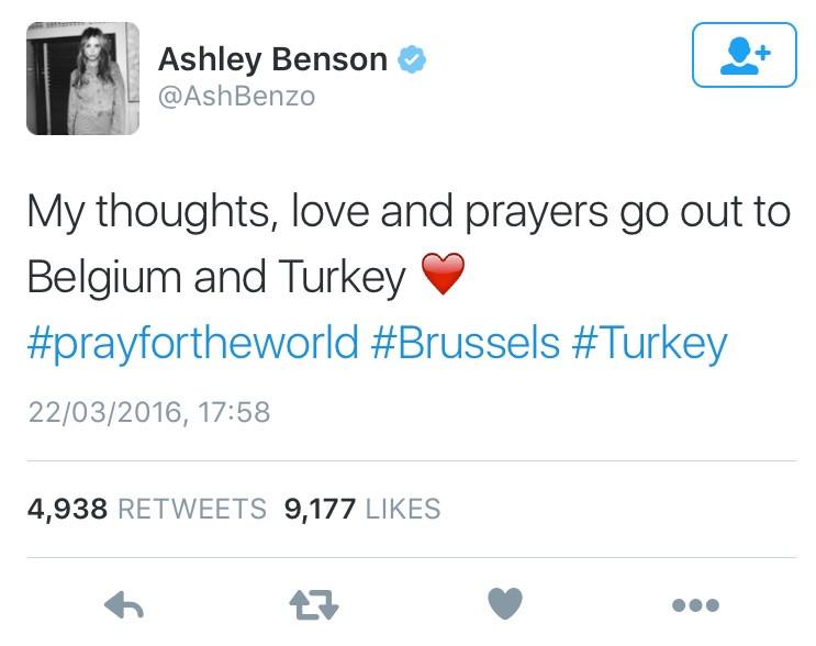 Belgium and Turkey