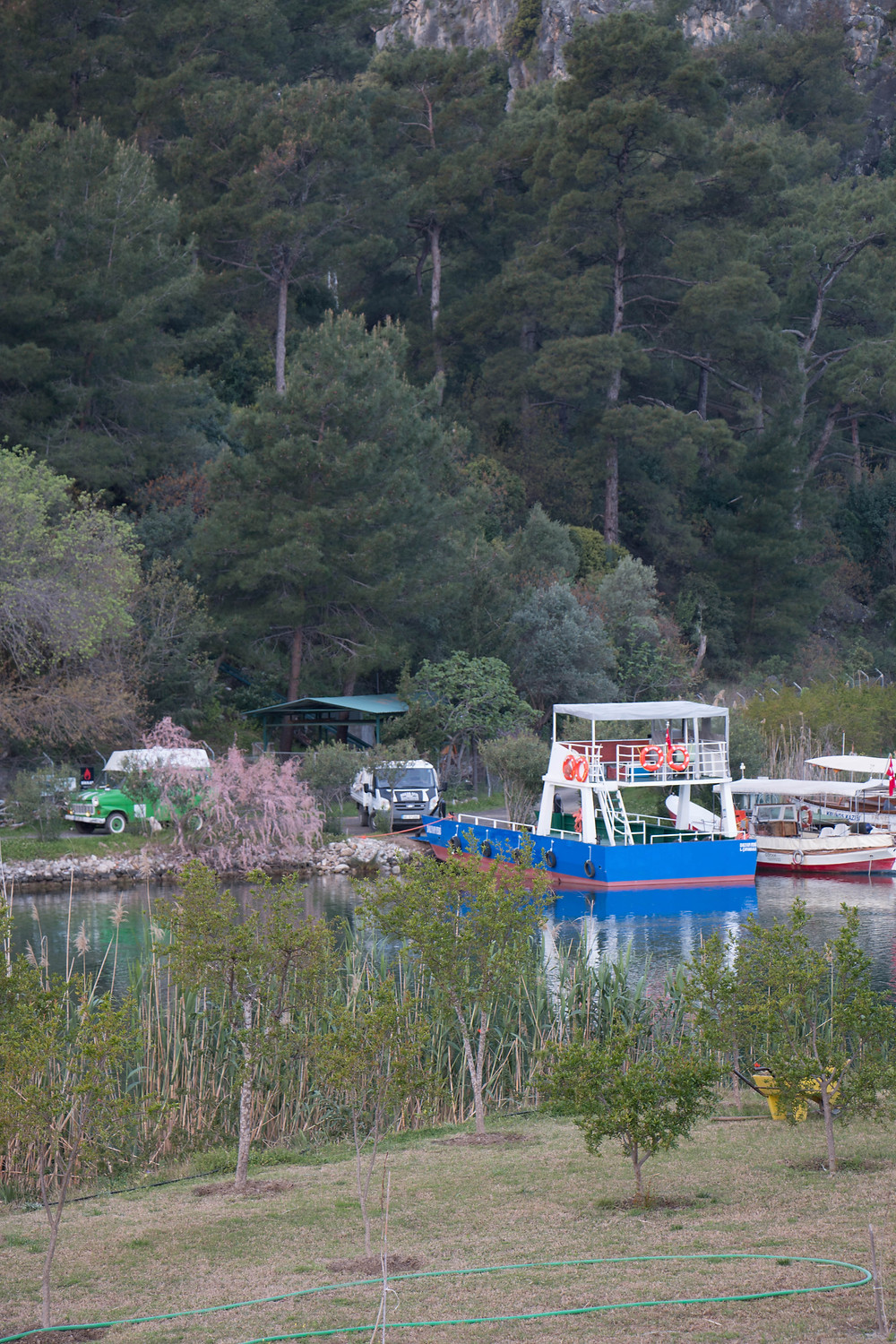 The Dalyan Ferry