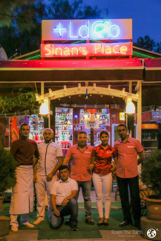 Sinan's Place Dalyan Family Business