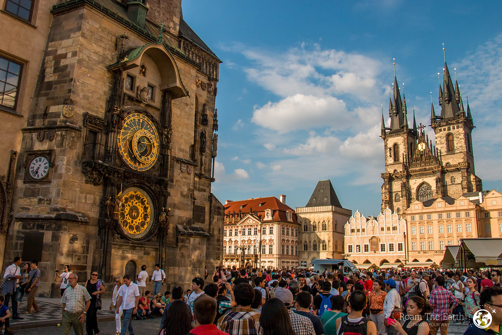 Astronomical Clock Old Town Square
