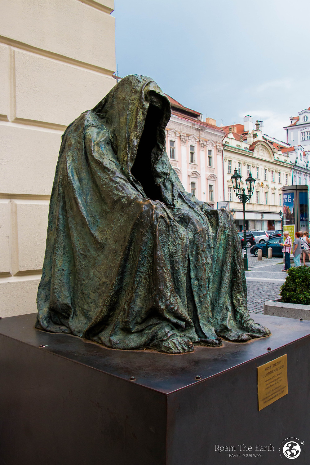 Don Giovanni Statue Prague