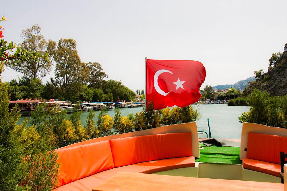 Turkey's Summer Garden