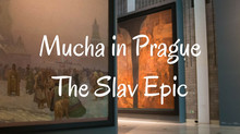 Mucha in Prague - The Slav Epic