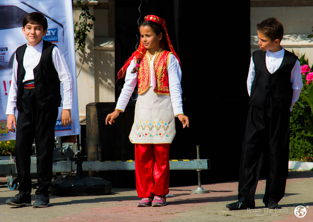 Turkish Children Dalyan Traditional